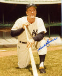 Hank Bauer Autographed 8x10 Photo