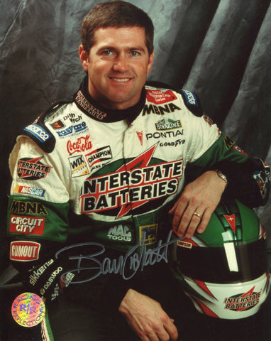 Bobby Labonte Autographed 8x10 Photo