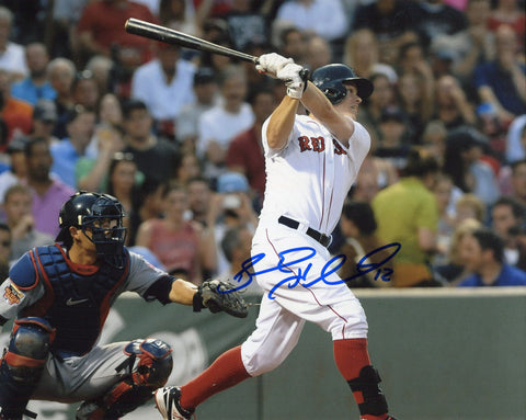 Brock Holt Autographed 8x10 Photo
