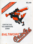 Baltimore Orioles 1980 Official Yearbook