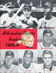 Milwaukee Braves 1964 Yearbook