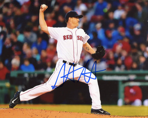 Steven Wright Autographed 8x10 Photo