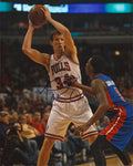 MIke Dunleavy Autogreaphed 8x10 Photo