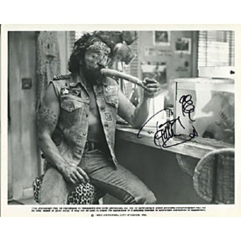 Tommy Chong Autographed/Signed 8x10 Photo