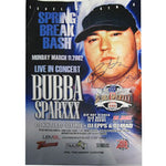 Bubba Sparxx Autographed/Signed Poster