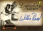 Willis Reed Autographed 2007 Press Pass Legendary Legacy Card