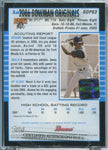 Andrew McCutchen 2005 Topps Bowman First Year Autographed Card #118/561