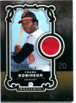 Frank Robinson 2007 Upper Deck SP Game-Used Material Unsigned Card