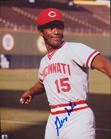 George Foster Autographed 8x10 Photo