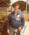 Dave Palmer Autographed 8x10 Photo