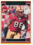 Vernon Davis Unsigned 2006 Topps Special Edition Rookie Card