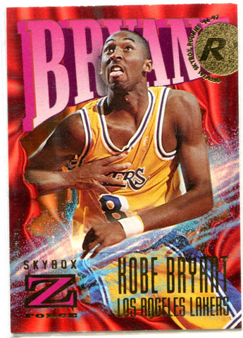 Kobe Bryant 1997 Skybox Unsigned Card