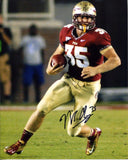 Nick O'Leary Autographed Running 8x10 Photo