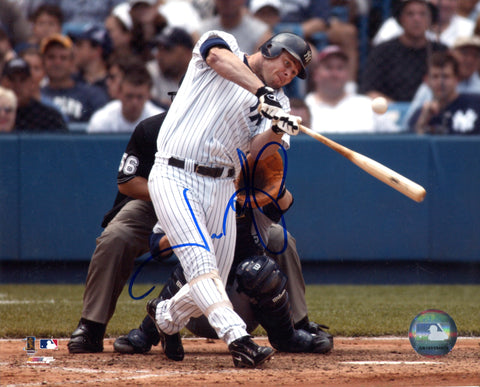 Jason Giambi Autographed 8x10 Photo