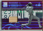 Andre Dawson & Miguel Cabrera 2005 Donruss Elite Passing the Torch Bat Card
