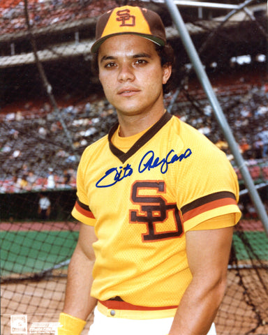 Sixto Lezcano Autographed 8x10 Photo