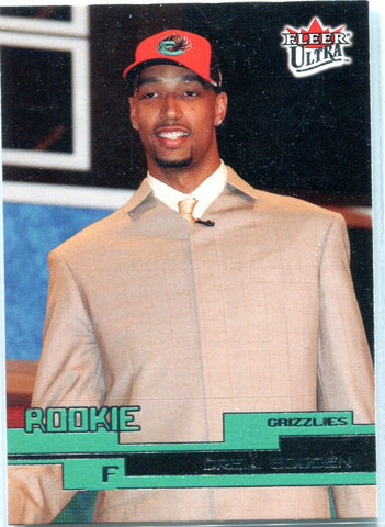 Drew Gooden 2002-03 Fleer Unsigned Rookie Card