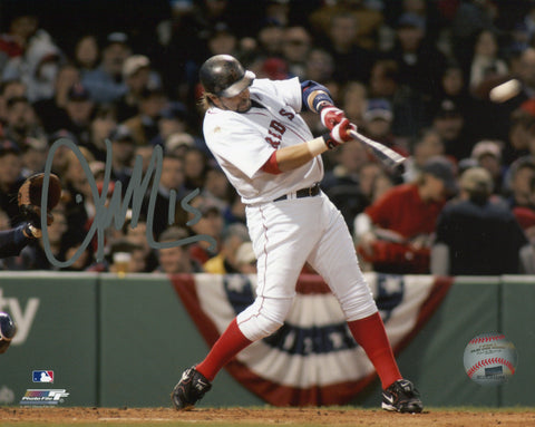 Kevin Millar Autographed Boston Red Sox 8x10 Photo