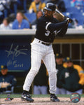 "Harold Baines ""HOF 2019"" Autographed Chicago White Sox 8x10 Photo"