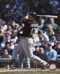Mike Jacobs Autographed 8x10 Photo