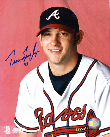Tim Spooneybarger Autographed 8x10 Photo