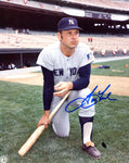 Tom Tresh Autographed 8x10 Baseball Photo