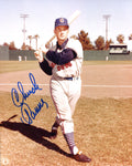 Chuck Tanner Autographed 8x10 Baseball Photo