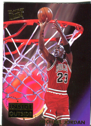 Michael Jordan 1993 Fleer Ultra Card