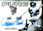 Johnny Bench 2014 Leaf Pure Autographed Card