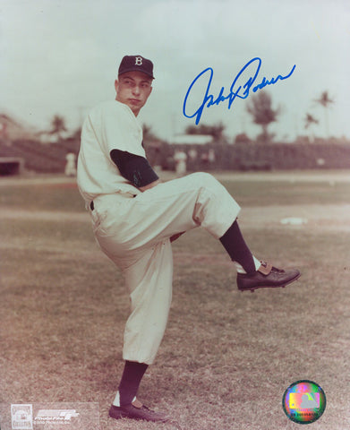 Johnny Podres Autographed 8x10 Photo