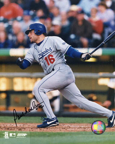 Paul LoDuca Autographed 8x10 Photo