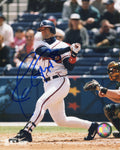 Javy Lopez Autographed 8x10 Photo