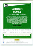 LeBron James 2020-21 Donruss Orange Laser Card #12