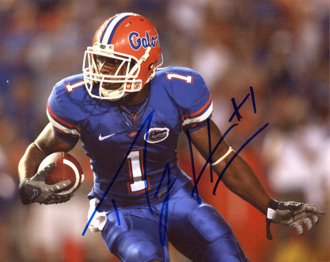 Percy Harvin Autographed 8x10 Photo