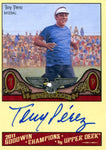 Tony Perez Autographed Upper Deck Card