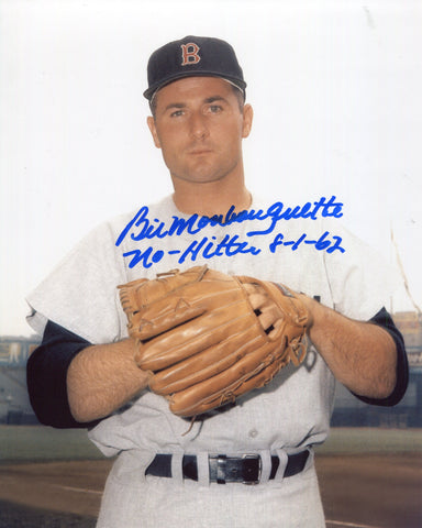 Bill Monbouquette Autographed 8x10 Photo