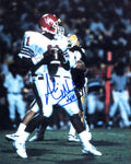 Andre Ware Autographed 8x10 Photo