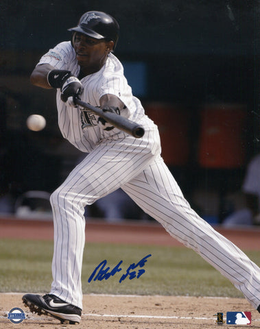 Abraham Nunez Autographed 8x10 Photo