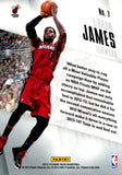 LeBron James 2013-14 Panini Prizm Brilliance Unsigned