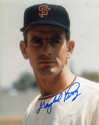 Gaylord Perry Autographed 8x10 Photo