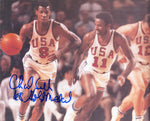 "Charlie Scott ""68 Gold Medal"" Autographed 8x10 Photo"