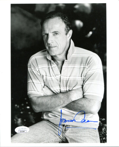 James Caan Autographed 8x10 Photo (JSA)