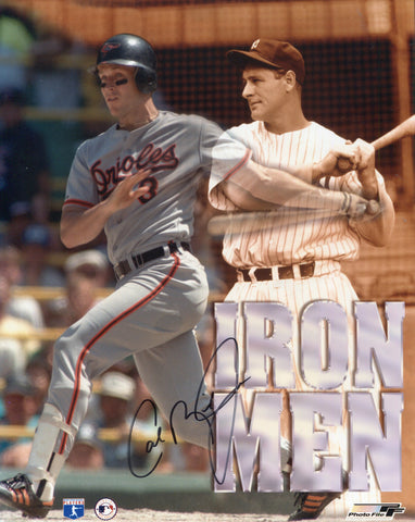 Cal Ripken Jr. Autographed 8x10 Photo