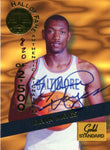 Elvin Hayes Autographed Gold Standard Card #820/2,500