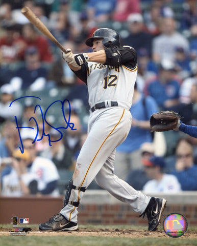 Freddy Sanchez Autographed / Signed Pittsburgh Pirates Baseball 8x10 Photo