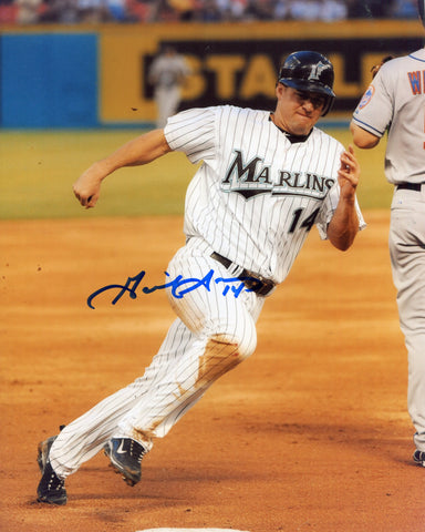 Gaby Sanchez Autographed 8x10 Photo