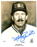 Mike Schmidt Autographed 8x10 Photo (JSA)