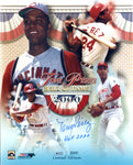 "Tony Perez ""HOF 2000"" Autographed 8x10 Photo 455/5000"