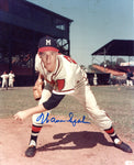 Warren Spahn Autographed 8x10 Photo