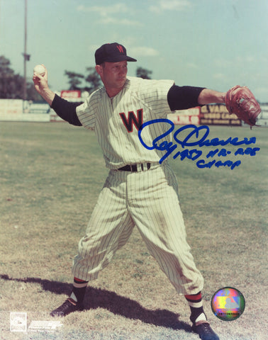 Roy Sievers Autographed 8x10 Photo